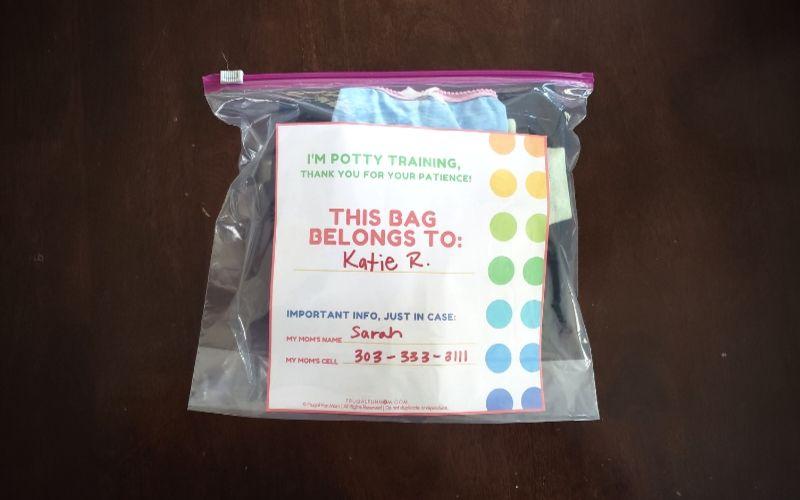 Potty Training Sanity Savers | Frugal Fun Mom