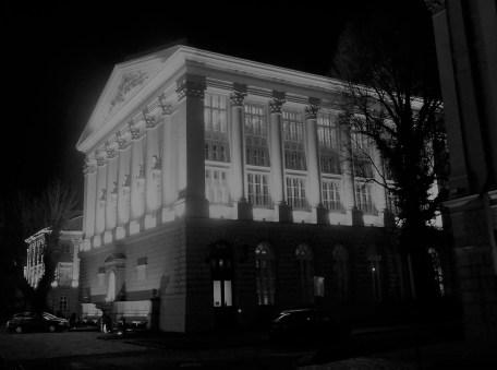 Dawny BUW, Uniwersytet Warszawski