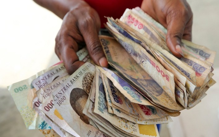 Naira drops to N462 at parallel market  The Naira depreciated on Tuesday at the parallel segment of the foreign exchange market against the U.S