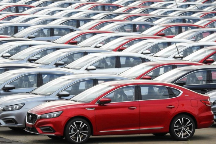 China auto sales up for 2nd straight month after 2-year slump.   The world's biggest vehicle market, China, recorded an increase in automobile