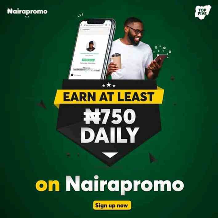 How To Make Upto Make 200K Monthly On NairaPromo  Despite hundreds of income programs been launched in Nigeria on daily basis, Naira promo