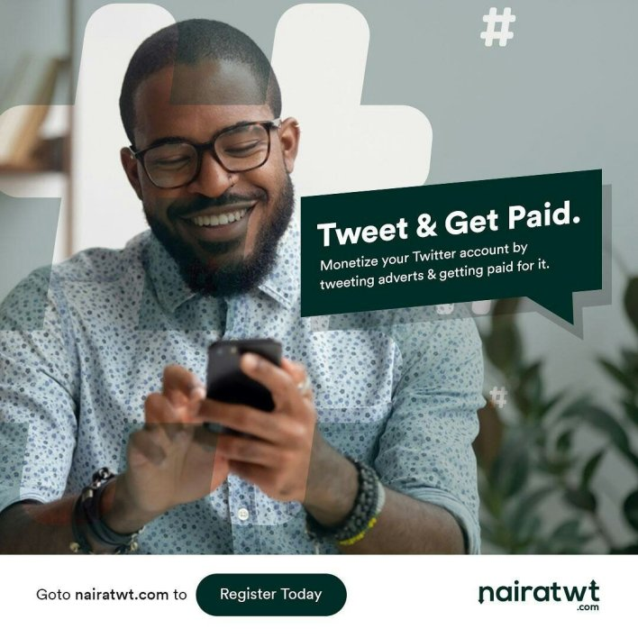 How to Make Money from Nairatwt using your Twitter account.   It's been long time I posted about earning stuff, this time around I've come across