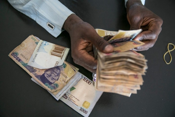 Naira falls at the official market as government reveals plans to unify the exchange rates.  Traders reacted to news that the government is mulling unifying the exchange rate