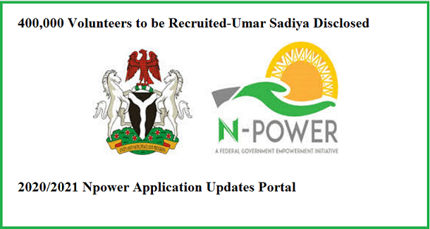 N-Power Batch C: FG hints on those to be enrolled.   The Minister of Humanitarian Affairs, Sadiya Umar Farouq, on Friday, gave an update on the N-Power
