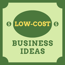 Lucrative Low Cost Budget Businesses