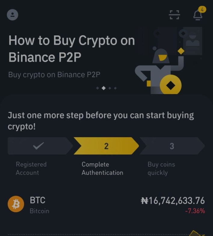 How To Trade Bitcoin On Binance BuySell In Nigeria 2021 Using Peer-to-peer (P2P)