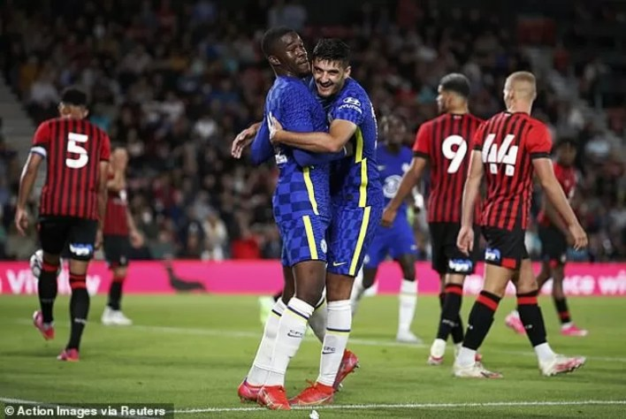 THINGS WE LEARNED as Chelsea beat Bournemouth in pre-season friendly