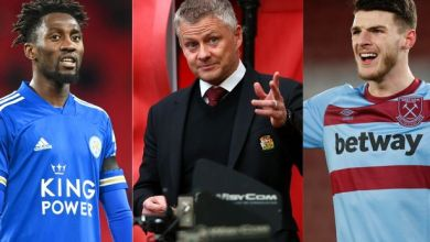 Man United target 5 central midfielders this summer