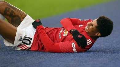 Manchester United Star Ruled Out For 12weeks