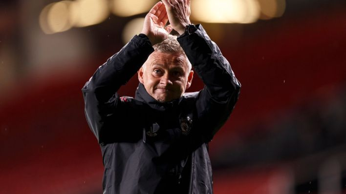 Ole Gunnar Solskjaer Manchester United have scrambled in previous windows, now we're in a good place