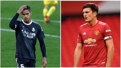Varane and Maguire The perfect partnership