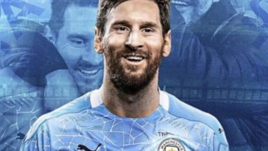 Manchester City flexing their financial muscle again as they prepare a contract for Leo Messi