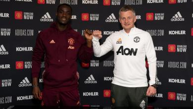 Eric Bailly contract extension