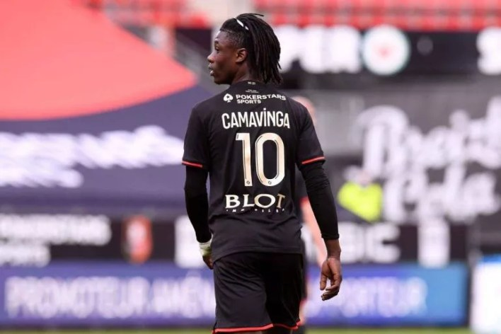 Manchester United not currently discussing move for Eduardo CamavingaManchester United not currently discussing move for Eduardo Camavinga