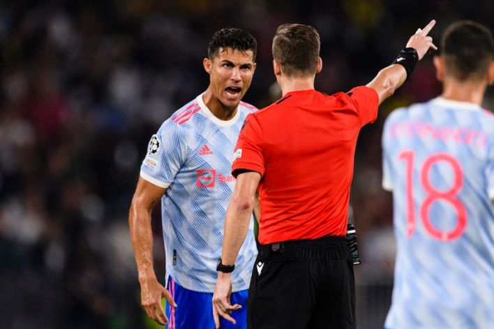 Cristiano Ronaldo and Bruno Fernandes demand same thing after shock Manchester United defeat