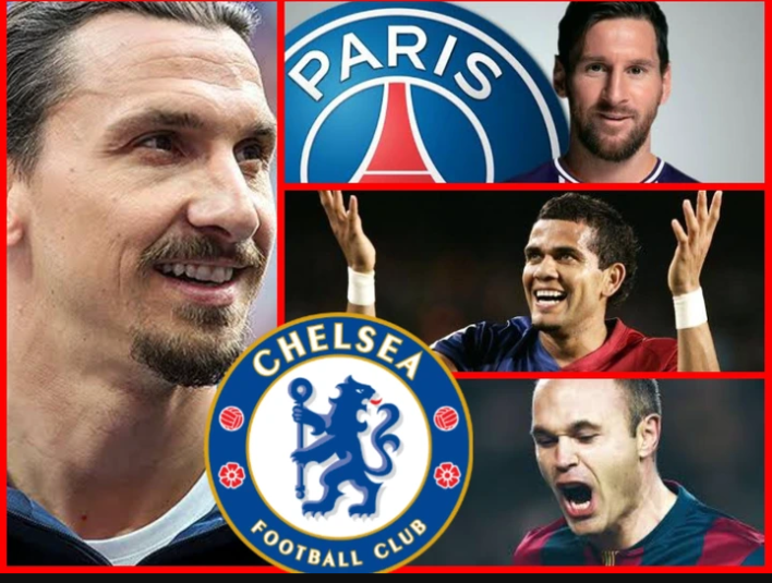 4 Players That Have Won More Trophies Than Chelsea