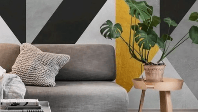 Beautify The Walls of Your Home With Any of These 51 Unique Interior Painting Ideas (Photos)