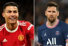 Cristiano Ronaldo Takes Back Champions League Record A Day After After Lionel Messi Equalled It