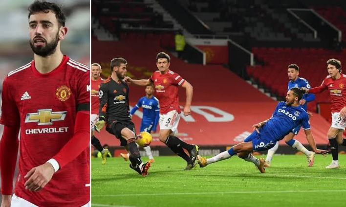 Man Utd 1-1 Everton: Martial nets after 8 months as Red Devils face sorry draw