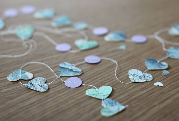 heart-garland-wedding-decoration-3