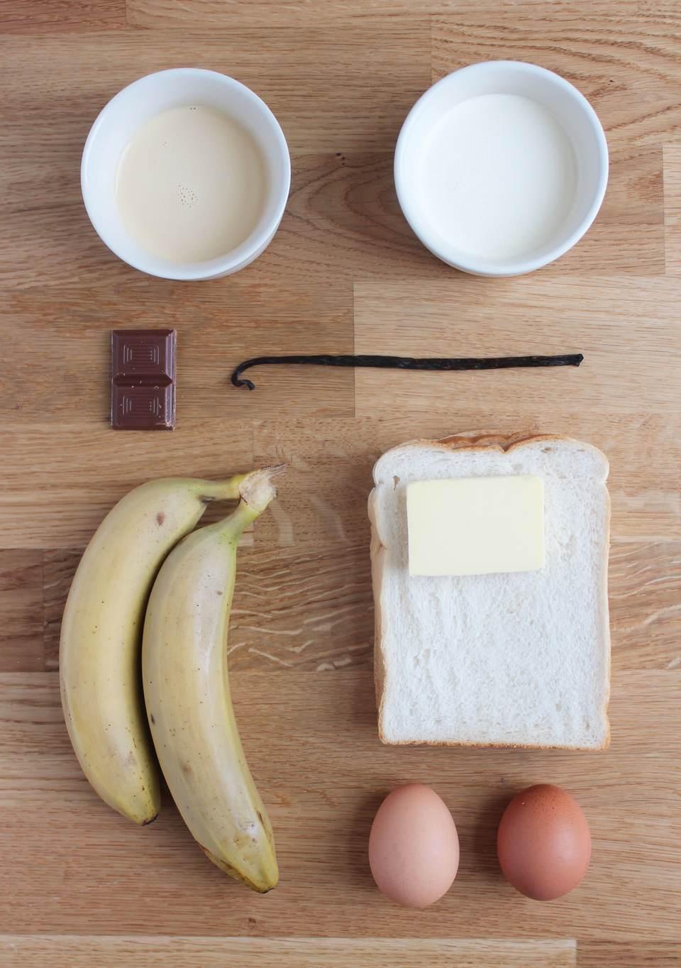 bread-butter-banana-dulche-de-leche-chocolate-pudding-recipe-1