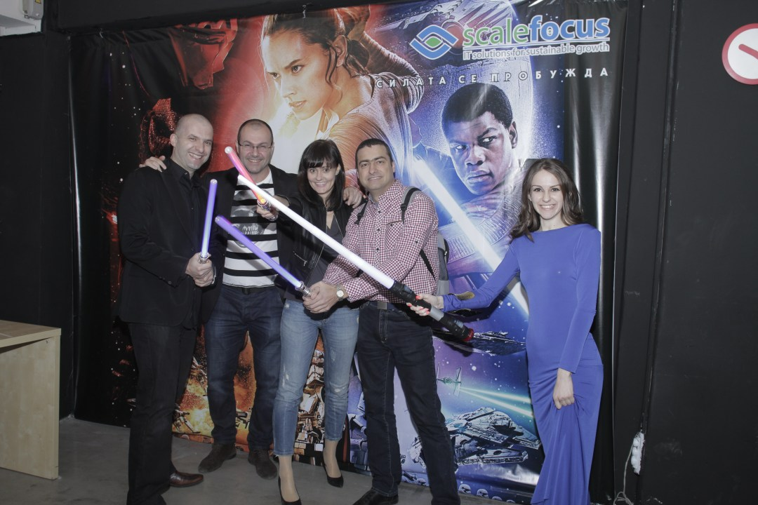 welcome star wars