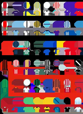 Pundit Club app shirt designs Europa League