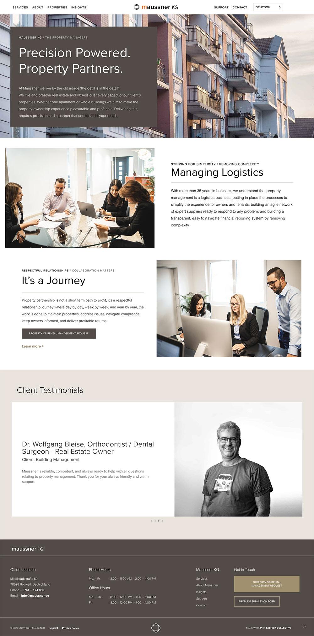 Maussner-website-branding-Fabrica-Collective