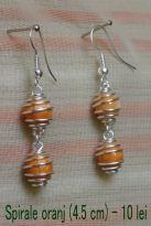 Spirale oranj
