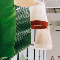 Inspiración: Lámparas tejidas