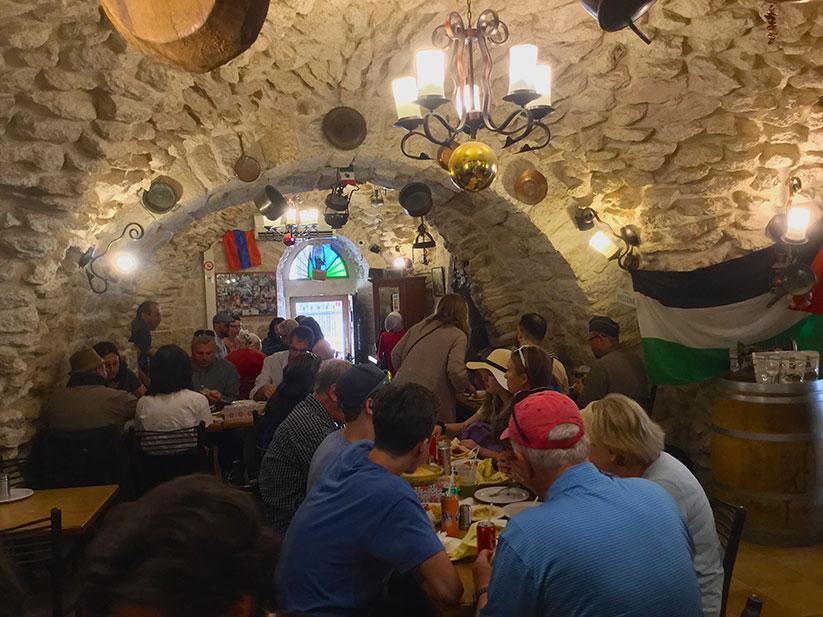 Restaurant Afteem, Betlehem