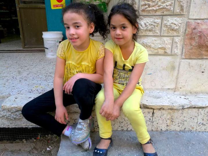 Copii mici Aida camp