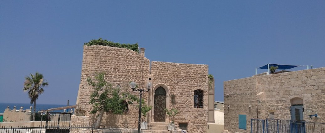 The Old City of Jaffa - Turnul Templierilor