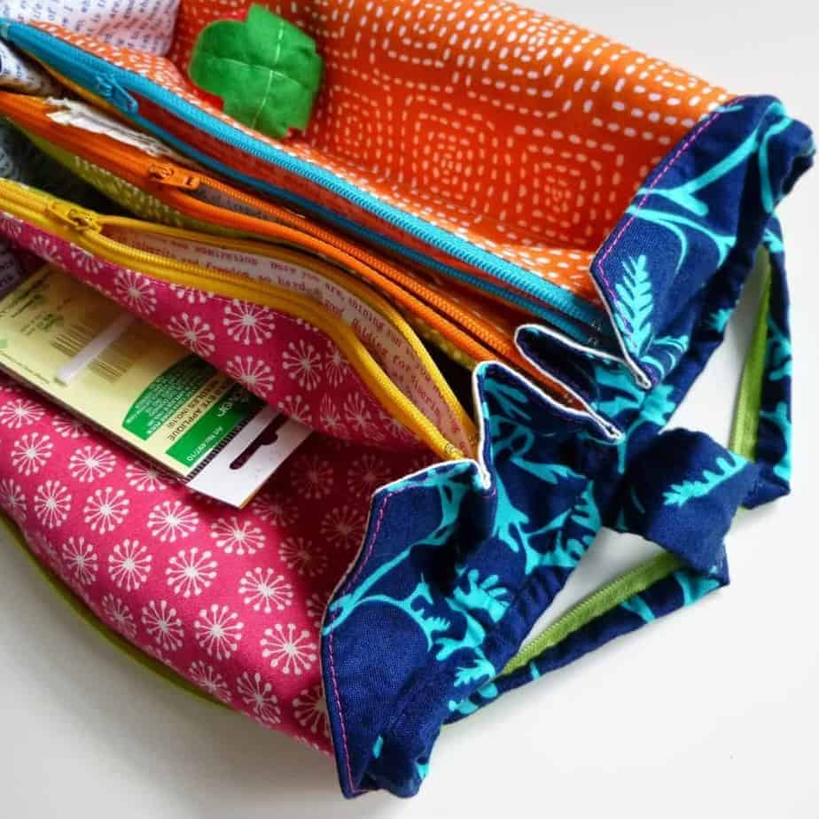 Sew Together Bag Tips by fabricandflowers | Sonia Spence