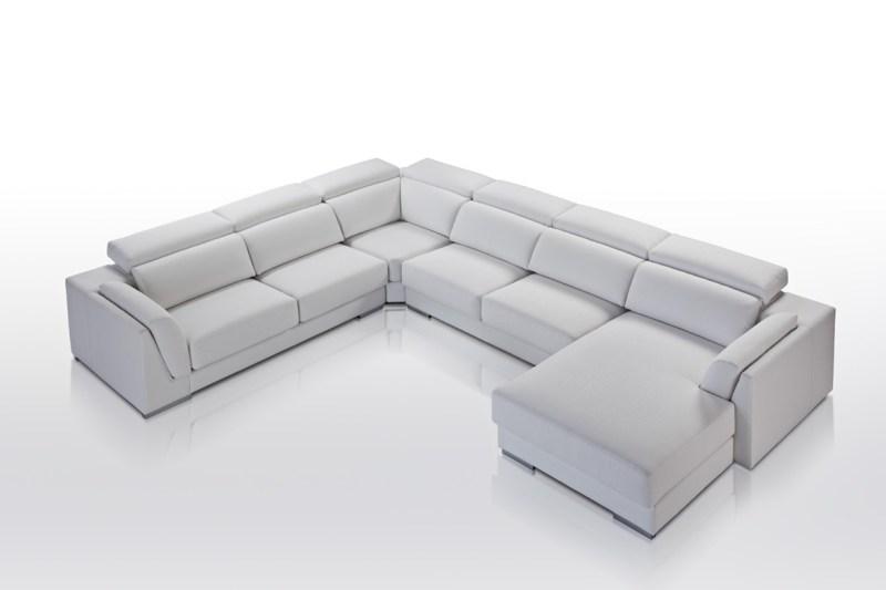 Sofa rinconera chaise longue for Fabrica sofas barcelona