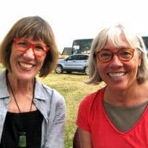 Lynne Troup & Michele Obermeier