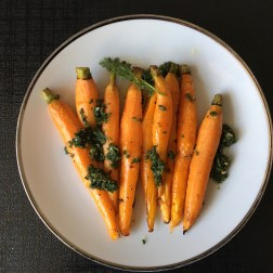 Carrots-Chimichurri