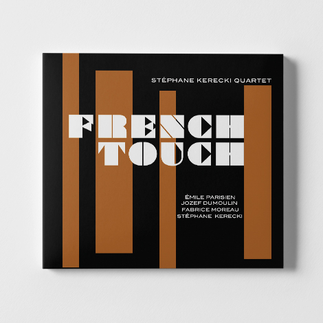 Stephane Kerecki Quartet French Touch
