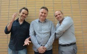 Sylvain Beuf Power Trio