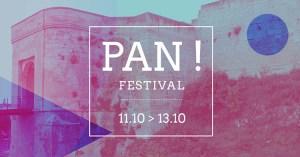 Pan! Festival ! Affiche