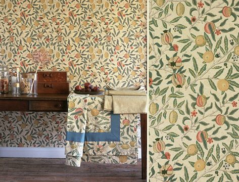 William Morris Wallpaper Amp Fabrics York Fabric Gallery