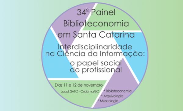 34º Painel Biblioteconomia em Santa Catarina