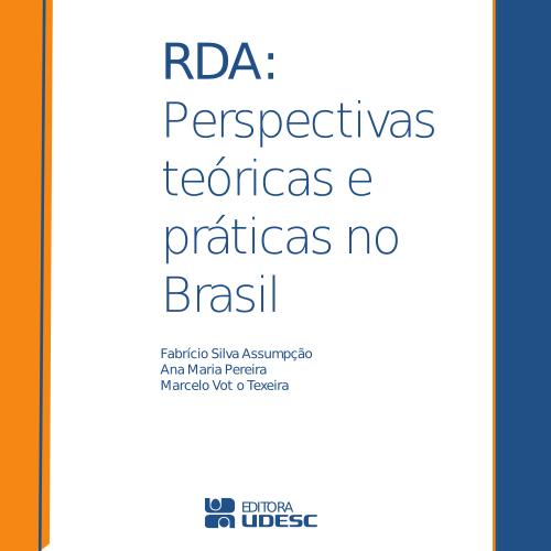 RDA: perspectivas teóricas e práticas no Brasil