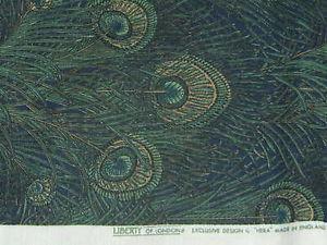 "Liberty Peacock design ""Hera"""