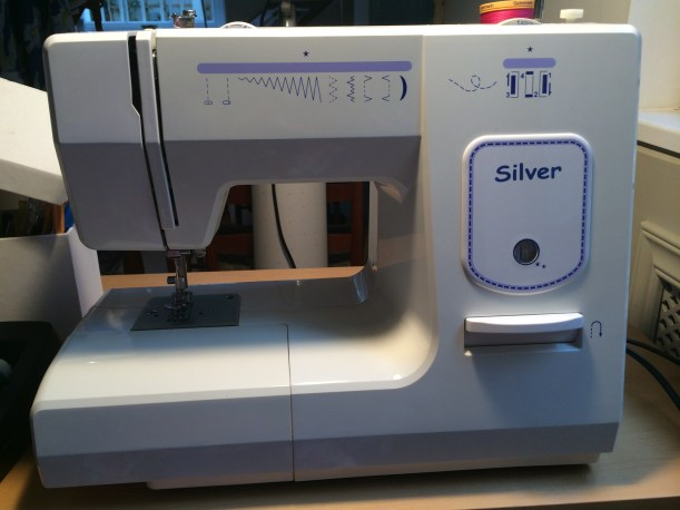 """Basic"" sewing machine"