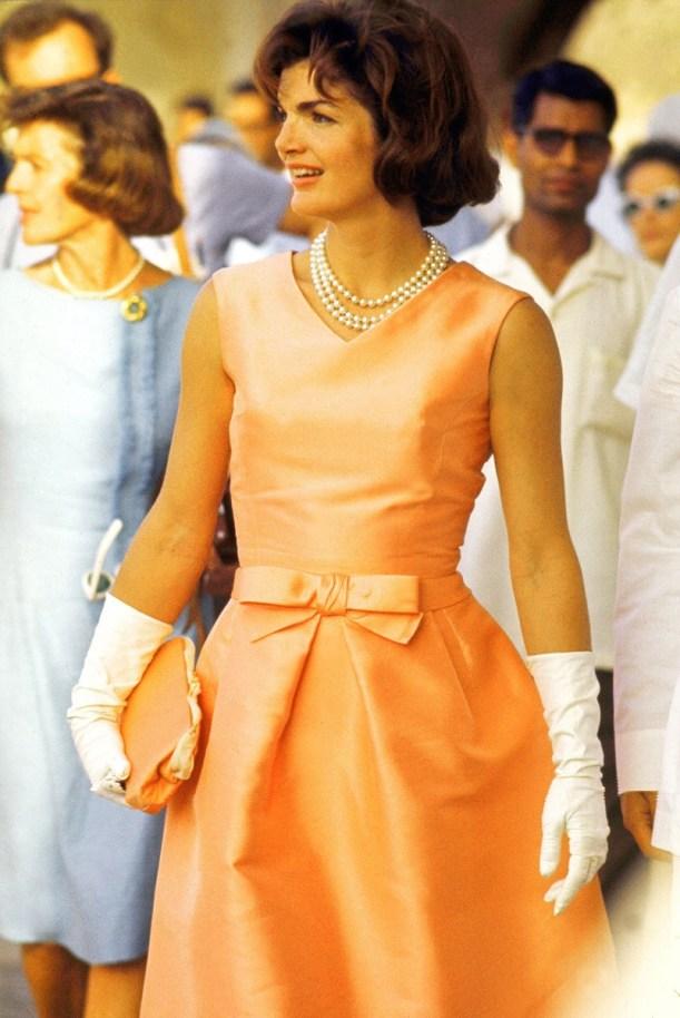 Jackie Kennedy - Classic dresser