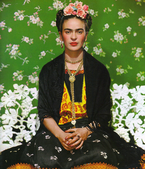 Frida Khalo vogue
