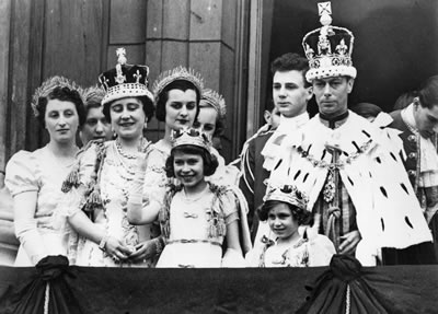 Coronation of Edward VI