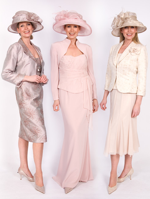 Mother Of The Bride Outfits