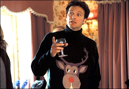 Colin Firth in BJ diary